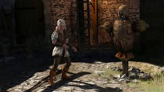 INSTANT NUDITY! The Witcher 3 PC Ultra Graphics (#1)