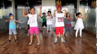 Whistle Baja - Heropanti choreography by DANSATION 9888892718