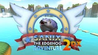 Sanix The Edgehog - Gotta Go Fast!