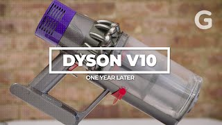 Dyson V10: One Year Later