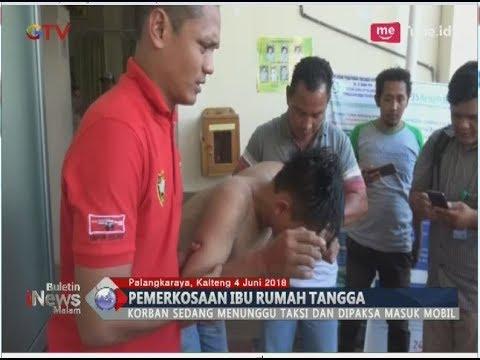 Xxx Mp4 Perkosa Ibu Rumah Tangga 3 Pemuda Di Palangkaraya Ditembak Polisi BIM 04 06 3gp Sex