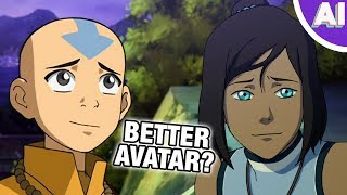 Aang vs Korra: Who Is the Better Avatar? (Animation Investigation)