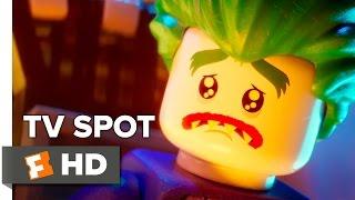 The Lego Batman Movie Extended TV Spot - Joker (2017) - Will Arnett Movie