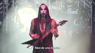 Behemoth - The Satanist [Live Bloodstock 2016 HD] (Subtítulos Español)