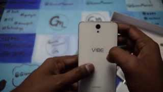 Lenovo Vibe S1 Unboxing, Hands On and First Impression