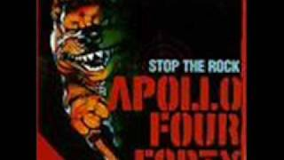 Apollo 440 - Can't Stop The Rock