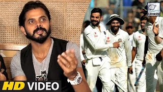 Sreesanth Reacts To India