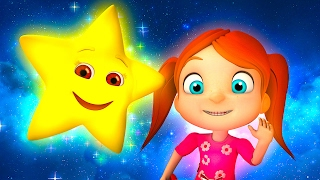 Twinkle Twinkle Little Star | Lullaby for Babies | Nursery Rhymes & Baby Songs by Little Treehouse