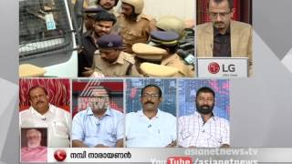 Nambi Narayanan reveals the truth on PC George
