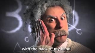 ERB - Elbert Einstein vs Steven Hawking