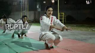 Pakistan: Women take up martial arts in Karachi following spate of knife attacks