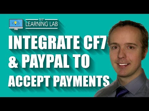 Contact Form 7 PayPal Integration To Accept Payments After CF7 Submission