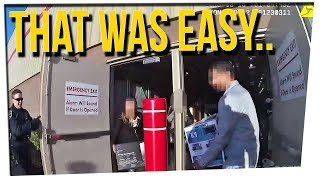 WS - Predictable Thieves Arrested at Costco ft. Gina Darling & DavidSoComedy