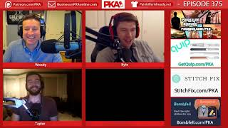 PKA 375 Chiz's Diet, Terrible Topics, Fat People Hate