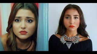 Hande Erçel Makyajı (AŞK LAFTAN ANLAMAZ)