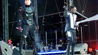 The Black Eyed Peas 'Just cant get enough' LIVE  Wireless 1/7/11