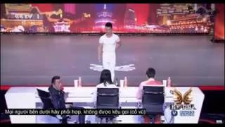 Chinese got Talent unbelievable a very nice talent