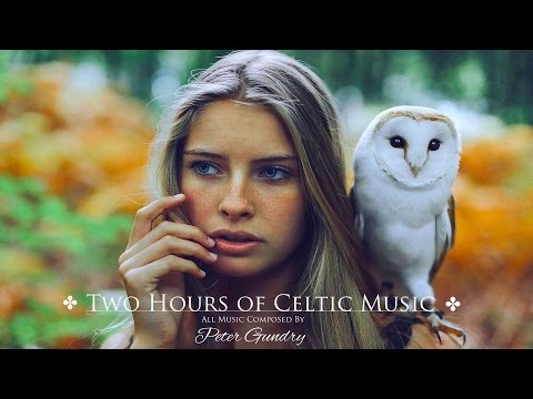 2 HOURS of Celtic Fantasy Music - Most Magical, Beautiful & Relaxing Music