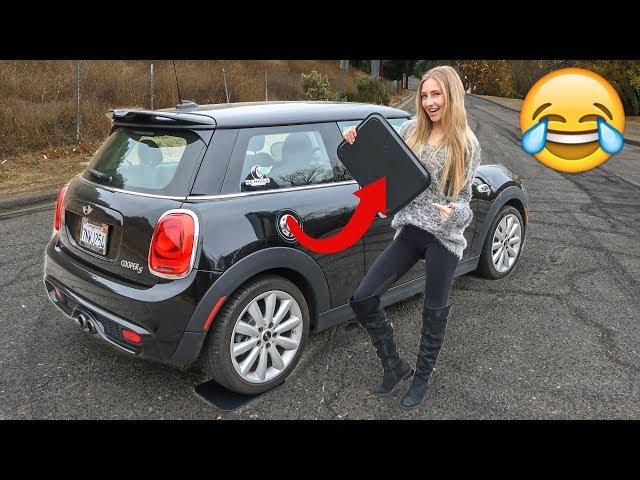 DRIFTING MY GIRLFRIENDS CAR!!!