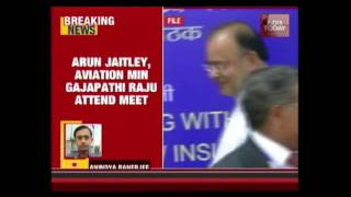 Meeting On Privatisation Of Air India Starts