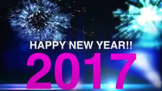 🎈Happy New Year 2017🎈New Day-New Year🎈Rosa