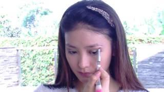 Simple PROM Makeup Tutorial ala Natasha Wilona