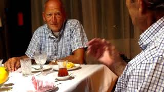 Cukulat- our dinner with Gert and Trudy part 2