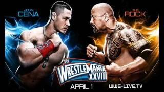 WWE WrestleMania 28 Theme Song: