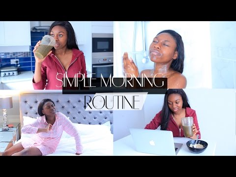 Xxx Mp4 My New Simple Morning Routine Skincare Fitness Breakfast And More 3gp Sex