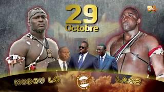 MODOU LO VS LAC DE GUIERS 2 : THE REMAKE LE 29 OCTOBRE 2017 AU STADE DEMBA DIOP