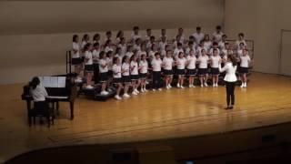 함께 걸어 좋은 길/ 2017 초중학생음악경연대회  산내초등학교