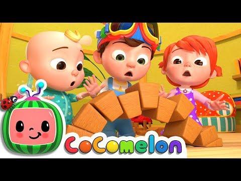 London Bridge is Falling Down CoCoMelon Nursery Rhymes & Kids Songs