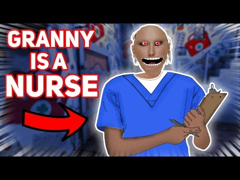 Xxx Mp4 Granny Goes To School To BECOME A SUPER CARING NURSE Granny The Mobile Horror Game Mods 3gp Sex