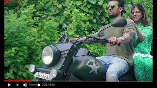 Mere Sanam - Official Music Video    Ankur R Pathak & Premila Chaudhari   