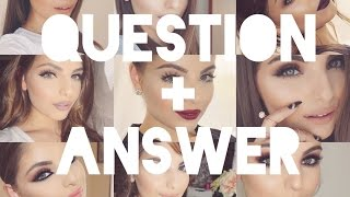 Q & A : Get to know me I Personal + Beauty
