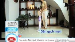 Happy Steam Cleaner (Sale) PD.On Chanel SCJ 2250.flv