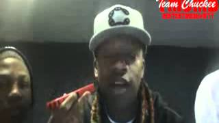 Lil Chuckee calls @Tyjj0197 Live on Ustream