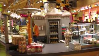 Walt Disney World Disney Springs Goofy Candy Co. Walkthrough