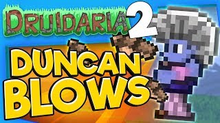 Terraria Season 2 #2 - Duncan Blows