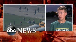 Texas victim describes being in deadly shooting