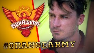 Dale Steyn and Co shoot the #orangearmy Anthem