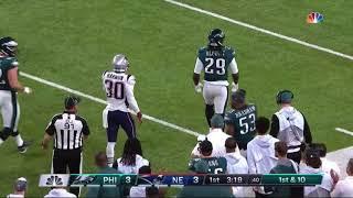 Alshon Jeffery Amazing 34 Yard TD Catch! | Eagles vs. Patriots | Super Bowl 52 Highlights