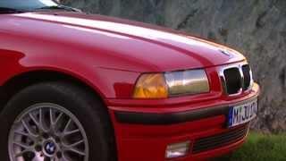 The BMW 3 (E36) 1991 - 1998