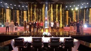 The X Factor UK 2016 Live Shows Week 3 Results Full Clip S13E18