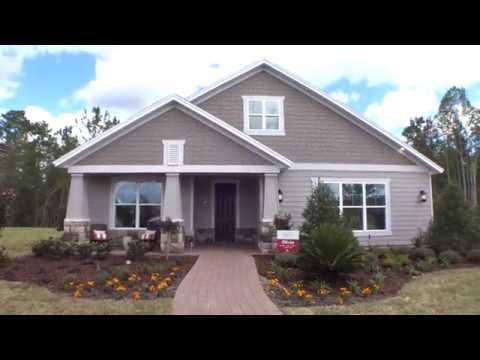 AV Homes Olivia Model at the Grove in Bannon Lakes St Augustine