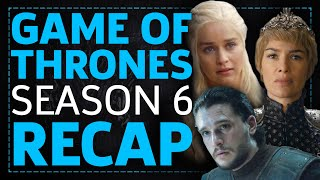 Game Of Thrones Season 6 Recap: Everything You Need To Know For Season 7
