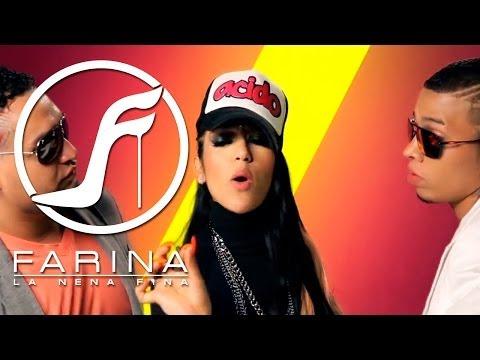 Ácido - Farina Ft. Rayo y Toby [Video Oficial]