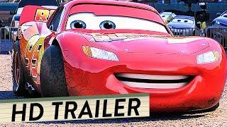 CARS 3: EVOLUTION Trailer 2 Deutsch German (HD)   Pixar, Disney, Animation 2017