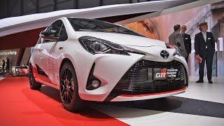 2018 Toyota Yaris and Yaris GRMN First Look - 2017 Geneva Motor Show