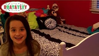Annie's Room Tour | The BIG Reveal | Bratayley